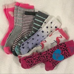 ✨ 5️⃣ for $🔟 ✨ 7 socks!